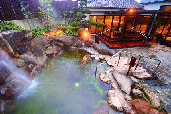 大浴場 | 施設のご案内 | 【公式】奈良健康ランド